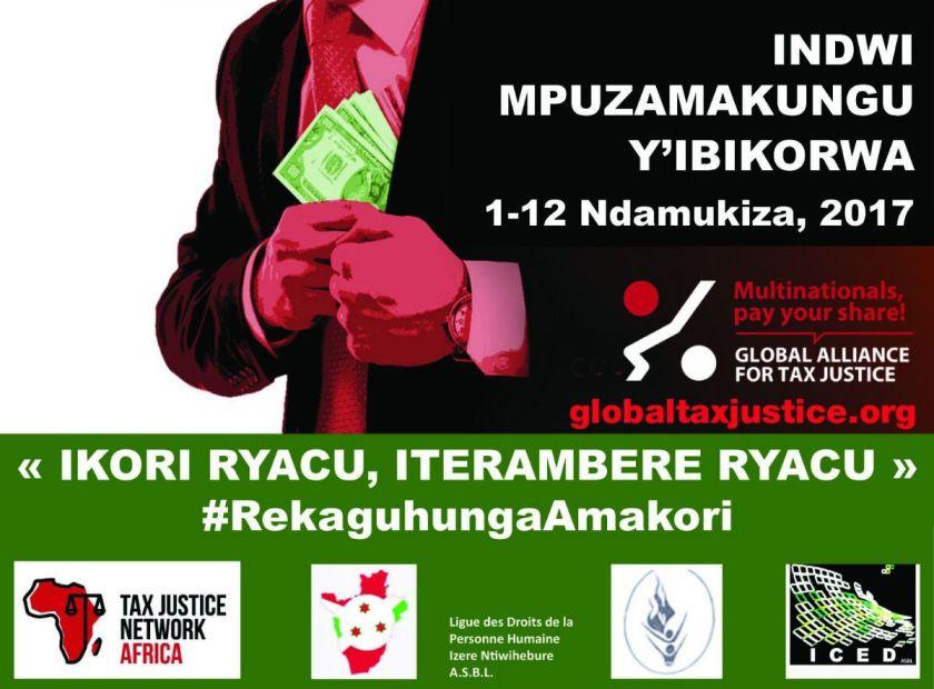 Image de campagne Burundi